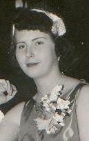 mom in wedding finery
