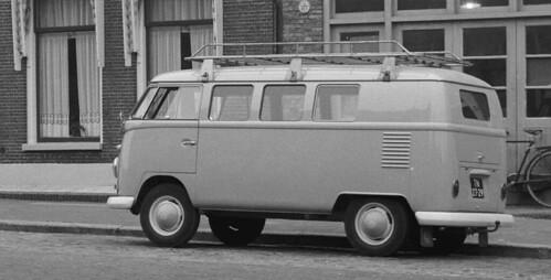 TN-27-29 Volkswagen Transporter kombi 1962