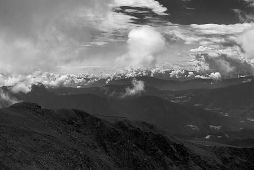 Alpenwolken; copyright 2013: Georg Berg