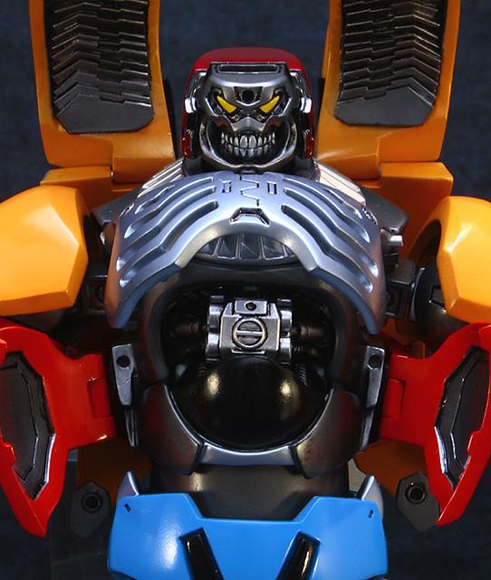 Fewture EX Gokin Robo Getter G