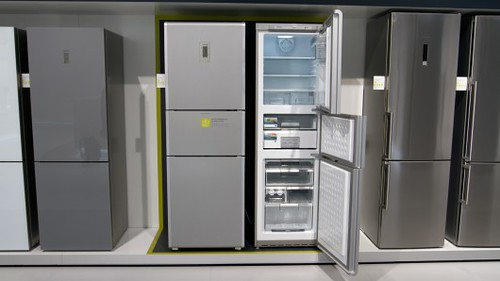 Siemens представила инновационный холодильник с поддержкой vacuumTechnology