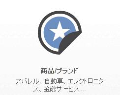 商品/ブランド