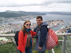 Christine + Jimmy + Bergen