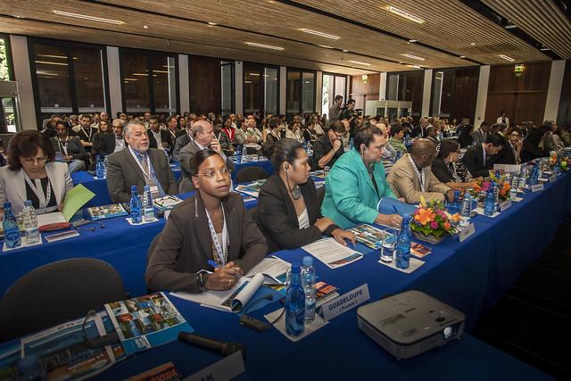 UNWTO La Reunion Conference Day 1