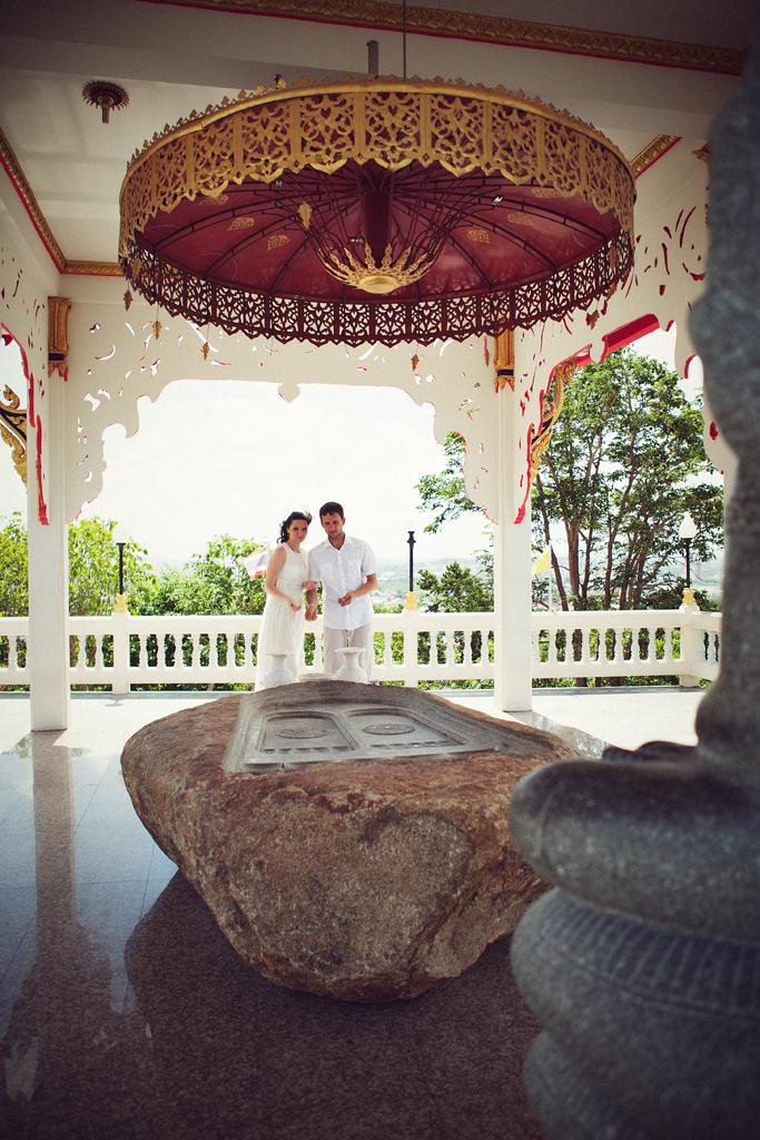 Фотосъемка Буддистской свадьбы