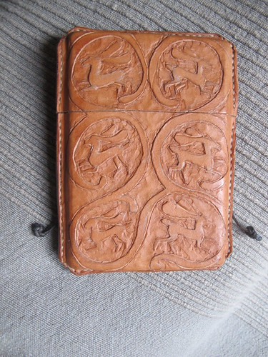 leather case - 3