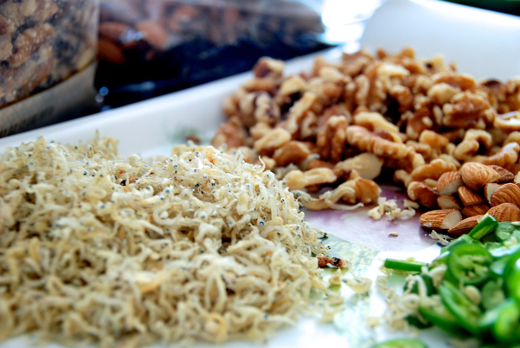 myulchi bokkeum ingredients