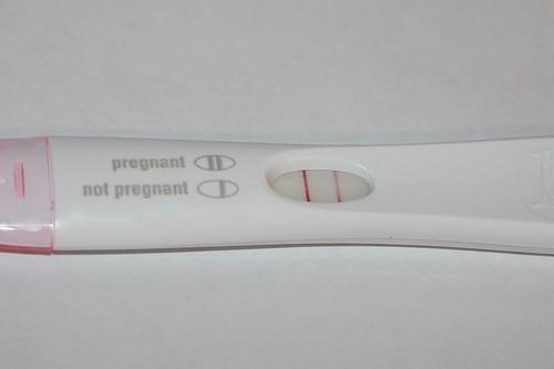 Pregnancy Test 2013