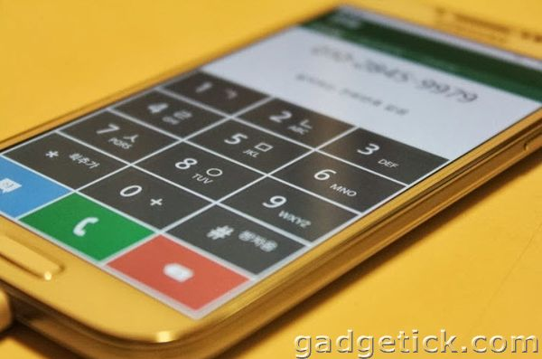 Samsung Galaxy S5 на Tizen