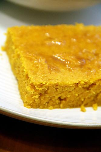 Honey-corn-bread