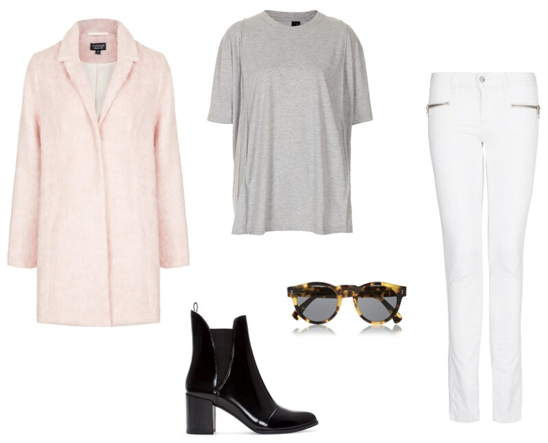 How to wear pink in the day