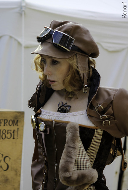 Steam punk 1900 Luxembourg 2013