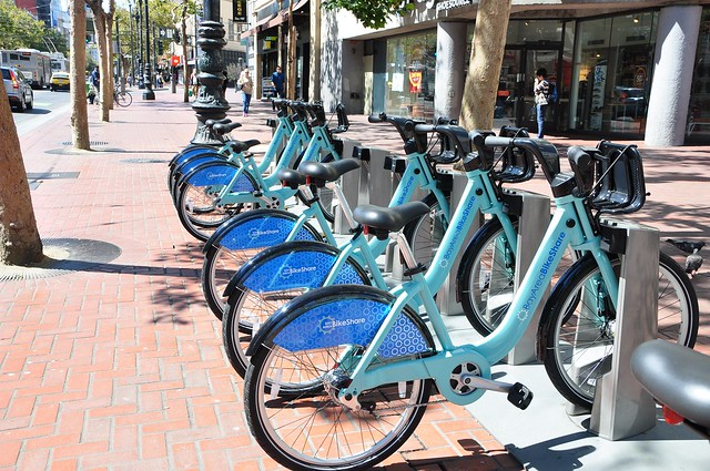 SF - Bike Share