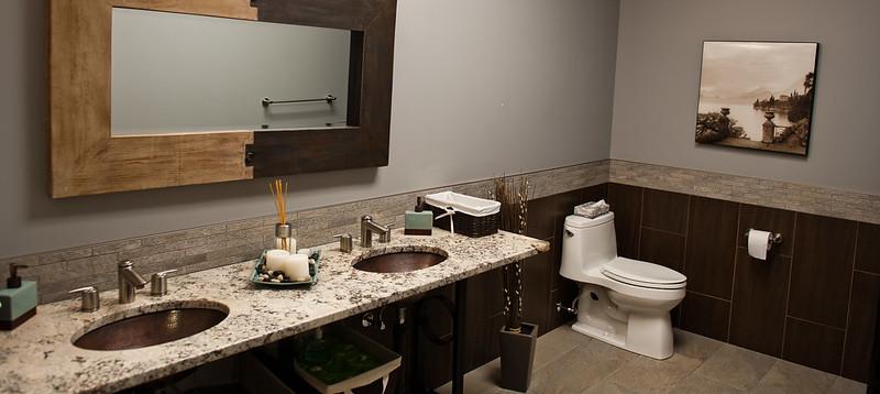 Display Washroom