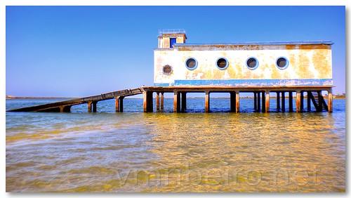 Praia da Fuzeta by VRfoto
