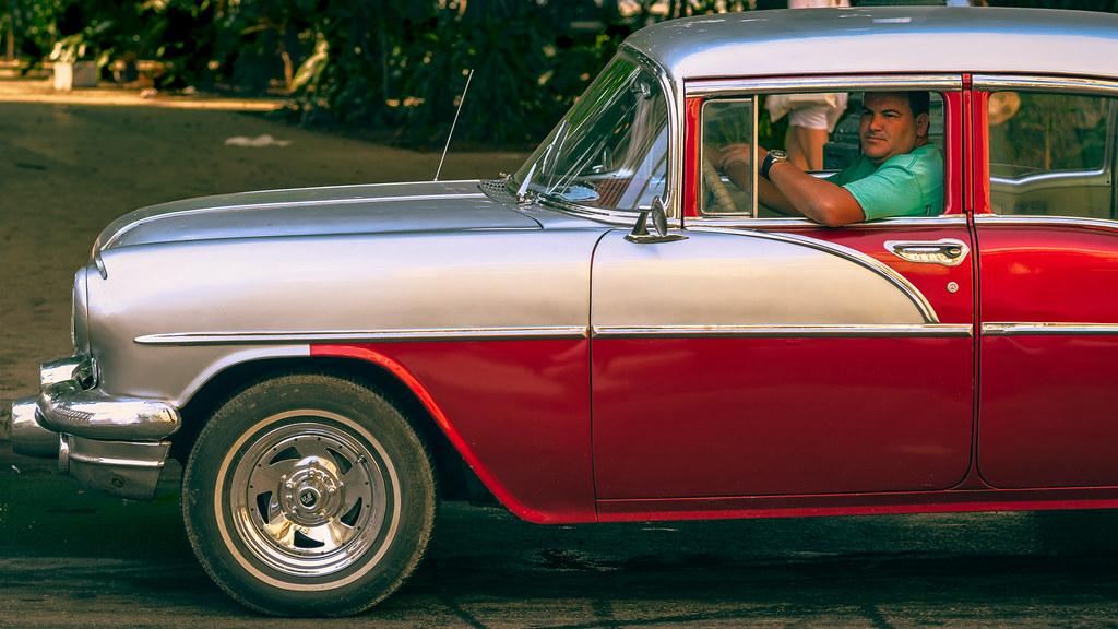 Cruising - Havana - 2013