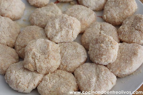 Nuggets de pollo y queso www.cocinandoentreolivos (11)