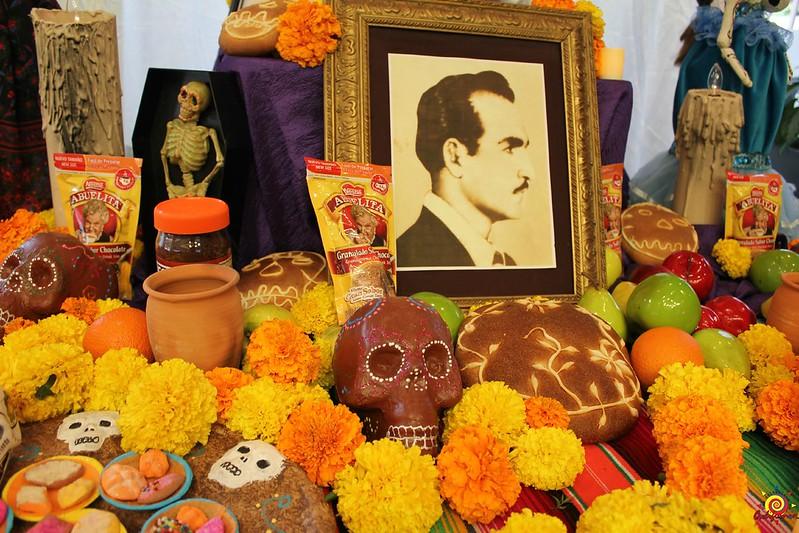 comida dia de los muertos