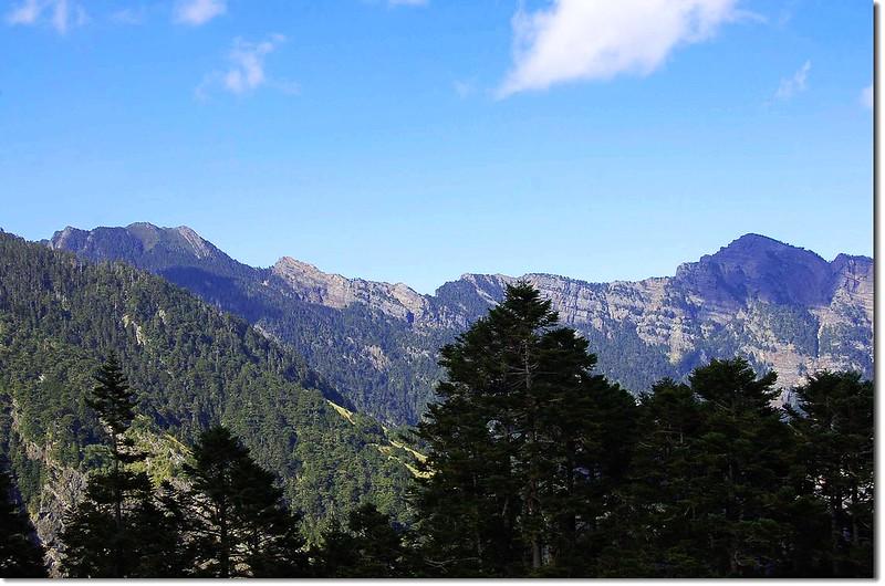 聖稜線(From 369山莊)