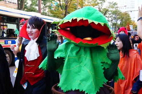 Kawasaki Halloween Parade 2013 131