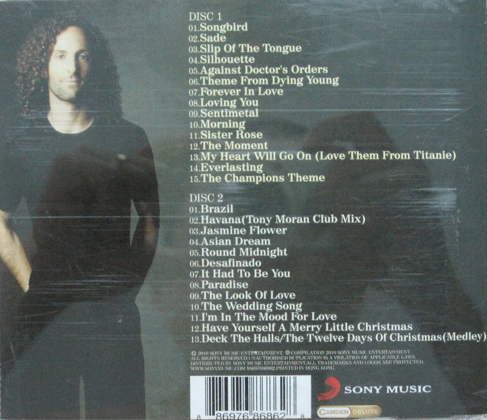Fshare Kenny G Songbird The Best Of Kenny G 2010 Flac