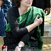 Priyanka Gandhi visits Raebareli, interacts with people 01