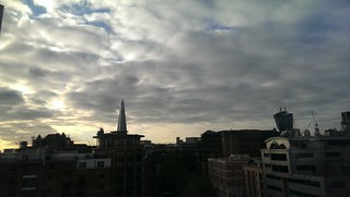 HTC One - Normal mode - London Skyline