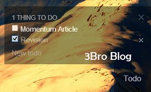 momentum-2