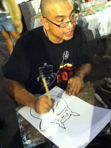 Fresh Cafe Art & Flea | November 2013 Miyazaki