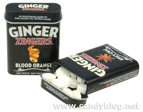 Ginger Zingers - Blood Orange & Spice Chai