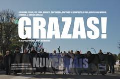 Grazas! a resposta galega, 100% dignidade!