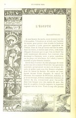 """British Library digitised image from page 24 of """"Notre Voyage aux pays bibliques"""""""