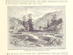 """British Library digitised image from page 55 of """"Here and There in our own Country. Embracing sketches of travel and descriptions of places, etc, etc. By popular writers (Edmund Kirke, Louise Seymour Houghton [and others]) . With 127 illustrations"""""""