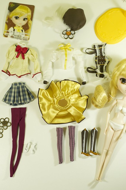 Tomoe Mami's Stock