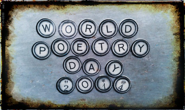 World Poetry Day 2014 #2 from Flickr via Wylio