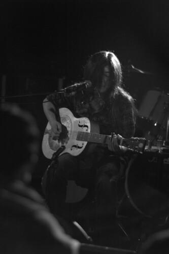 O.E. Gallagher live at Adm, Tokyo, 05 Jan 2014. 087