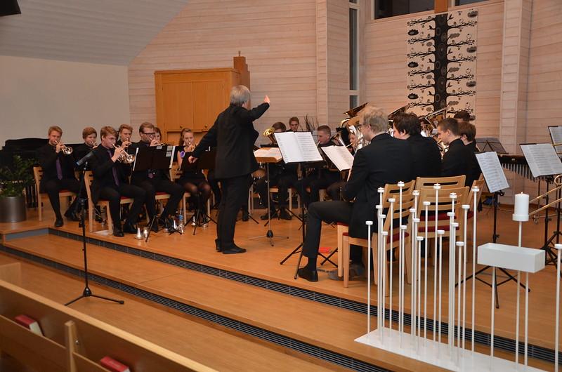 SYBB-konsert i Åsenhöga 2014-01-04