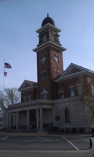 Butler County Courthouse- Greenville AL (6)