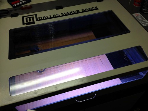 Dallas Makerspace Laser Cutter