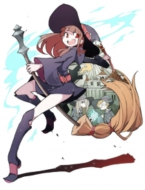 Little Witch Academia Movie - Wakate Animator Ikusei Project [BD]