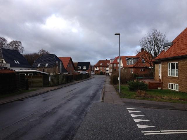 Vejle: Mølholm Landevej