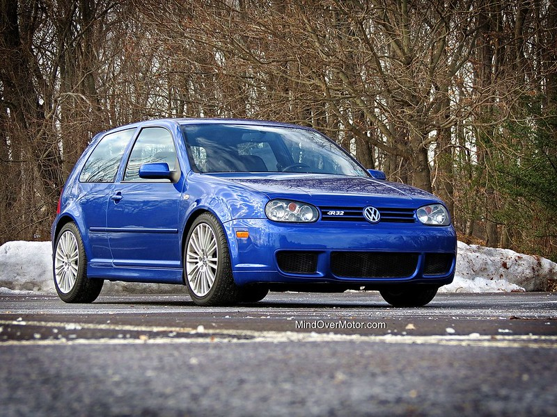 2004 Volkswagen Mk4 Golf R32 Used Car Review  Mind Over Motor