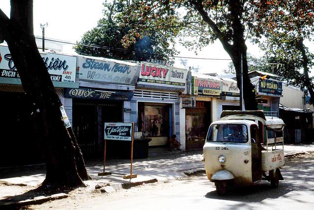 Vung Tau 1968 - Street of bars