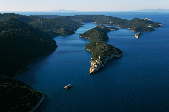 Mljet - Polace