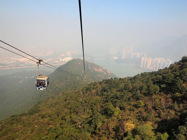 Ngong Ping 360, Hong Kong