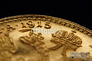4 Dukaten 1915 | Projekt 365 | Tag 39