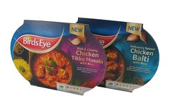 Birds Eye Curries