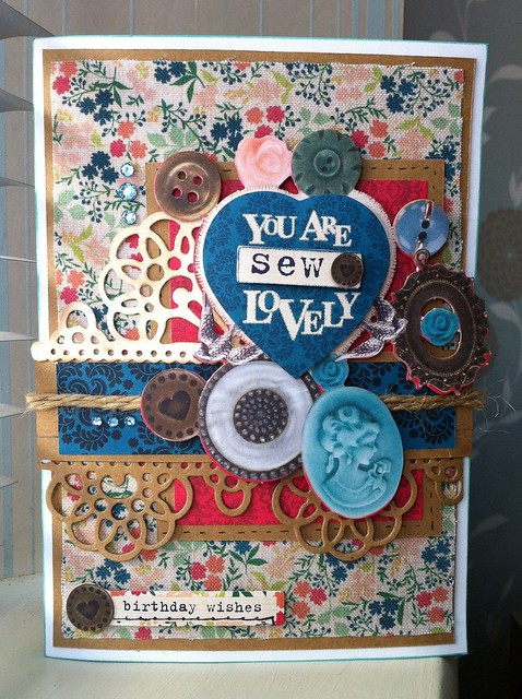 Sew Lovely Birthday Wishes