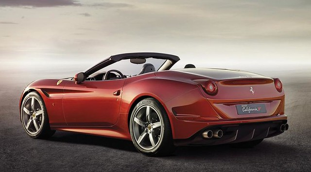 Ferrari California T 2014.