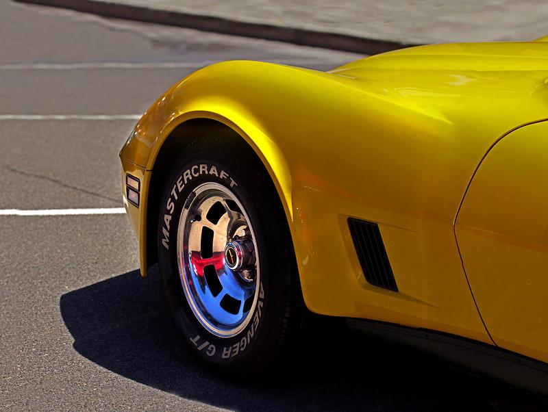 Yellow Stingray